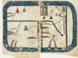 The Girona Beatus: Mappa mundi