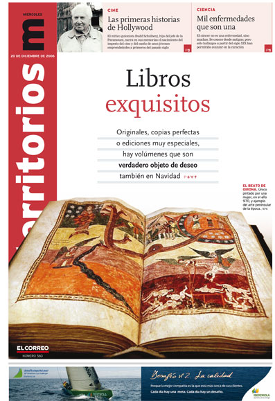 Libros exquisitos