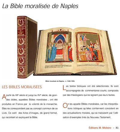 La Bible moralisée de Naples