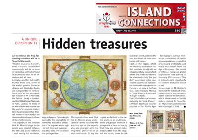 Hidden treasures<br /> A unique opportunity