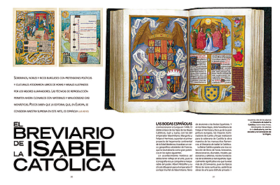 El breviario de Isabel la Católica