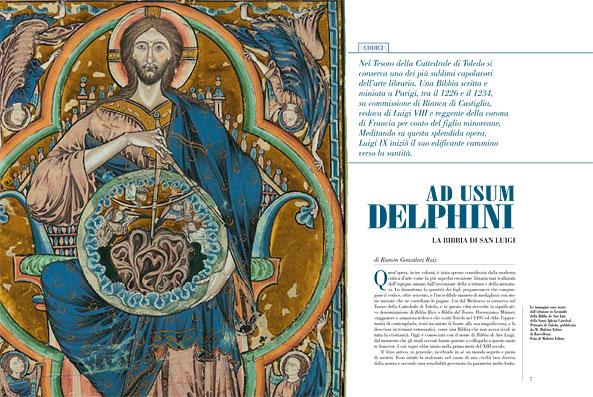 AD USUM DELPHINI-La Bibbia di San Luigi