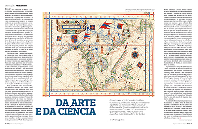 Da arte e da ciência