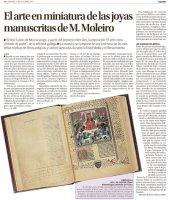 El arte en miniatura de las joyas manuscritas de M. Moleiro
