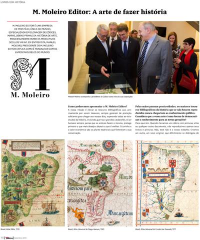 M. Moleiro Editor: A arte de fazer história