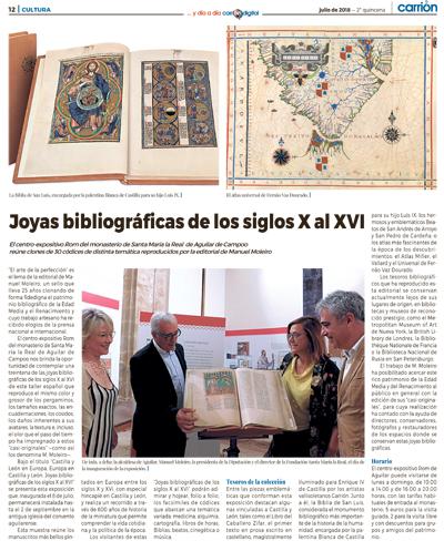 Joyas bibliográficas de los siglos X al XVI