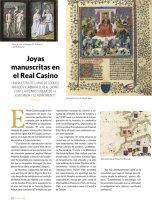 Joyas manuscritas en el Real Casino