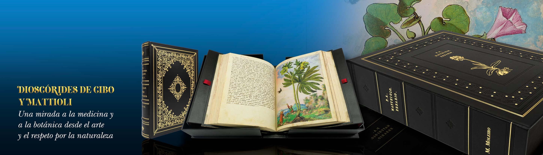 Dioscorides de Cibo y Mattioli. Una mirada a la medicina y a la botánica desde el arte y el respeto a la nautraleza