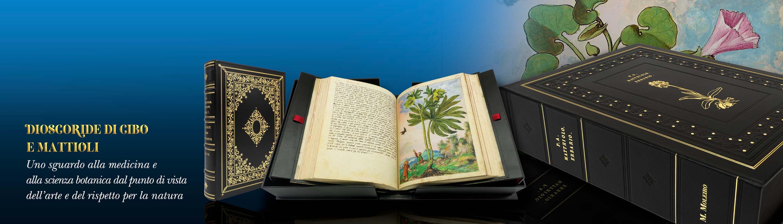 Dioscoride di Cibo e Mattioli. Uno sguardo alla medicina e alla scienza botanica dal punto di vista dell´arte e del rispetto per la natura.