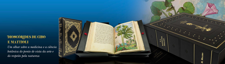 Dioscórides de Cibo e Mattioli. Um olhar sobre a medicina e a ciência botânica do ponto de vista da arte e do respeito pela natureza