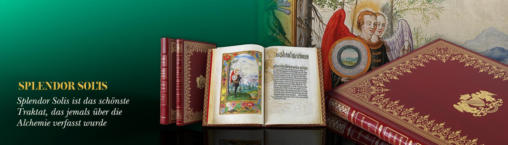 Splendor Solis ist das schönste Traktat, das jemals über die Alchemie verfasst wurde