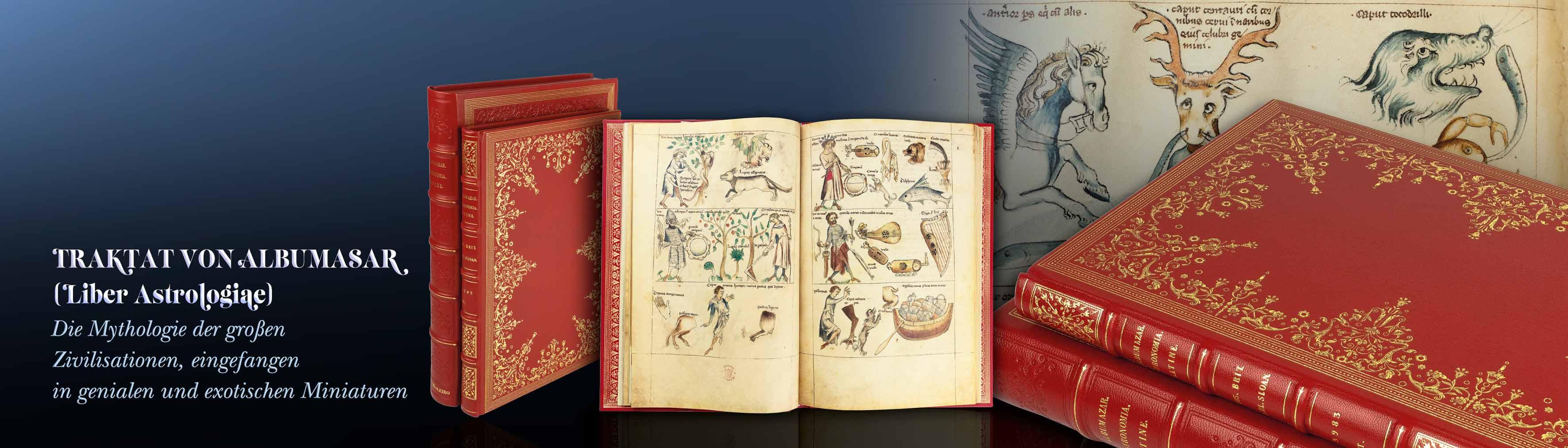 Traktat von Albumasar (Liber astrologiae)