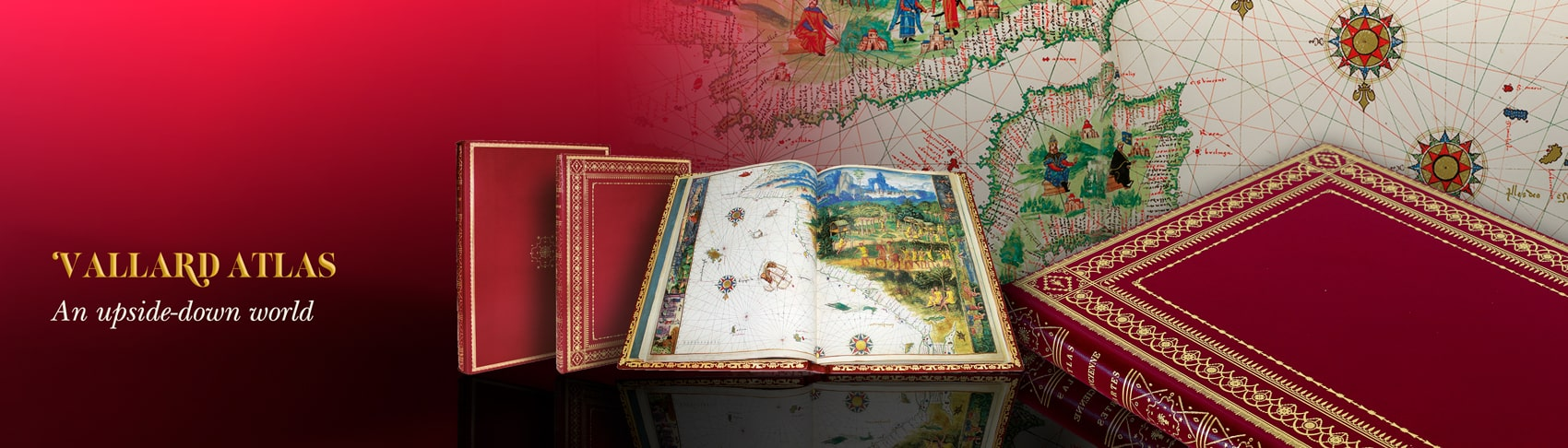 Vallard Atlas is one of the most beautiful Atlases of the Renaissance and the Age of Discovery.