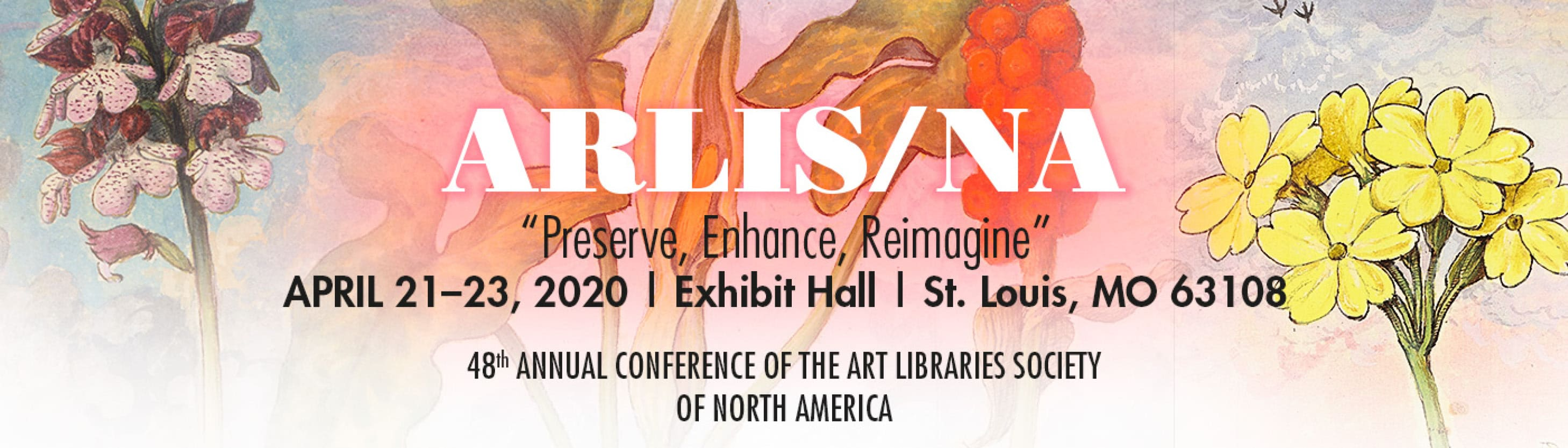 ARLIS/NA, 48th Annual Conference of the Art Libraries Society of North America