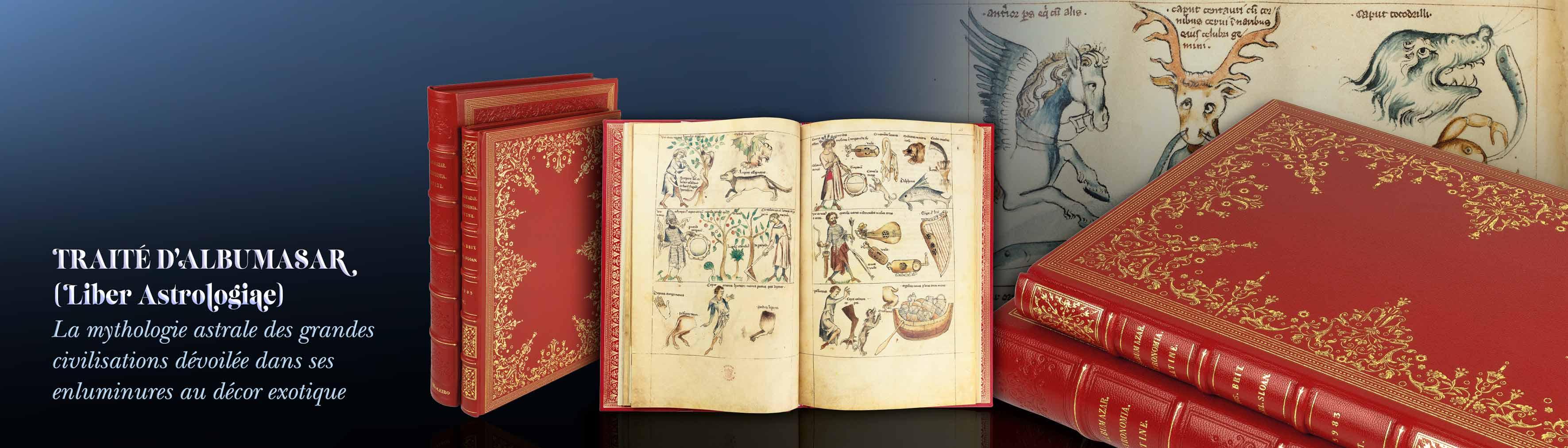 Traité d?Albumasar (Liber astrologiae)
