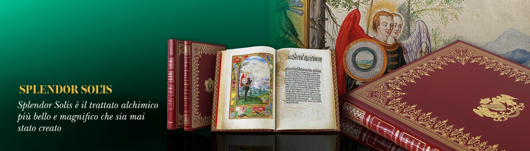 Splendor Solis è il trattato alchimico più bello e magnifico che sia mai stato creato.